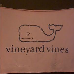 Vineyard Vines Blanket (brand new)